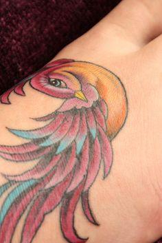 Swallow Tattoo by AppleBlossom12, via Flickr