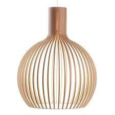 Image result for hanglamp houten latjes