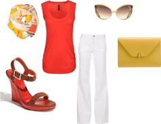 summer, created by ktdouglas10 on Polyvore