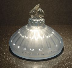 ≗ The Bee's Reverie ≗ Lalique bee perfume bottle