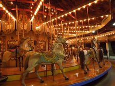 Forest Park Carousel at Night Woodhaven Blvd and Forest Park Drive Queens NY c Ara Chekmayan Tactical Public Relations Inc