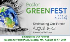 Boston GreenFest 2014 is an annual festival which happens in the famous City Hall Plaza in Boston, MA, to educate the city for a more sustainable place to live. It celebrates with the music of the best artists from the area and The Pillars have been performed on Saturday August 16th.