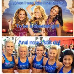 when i was little i wanted to be a cheetah girl and now i still do cheer athletics Cheerleading Quotes, Cheer Quotes, Cheer Sayings, Gymnastics Quotes, Sport Quotes, Cheer Athletics Cheetahs, Cheer Funny, All Star Cheer, Cheer Dance