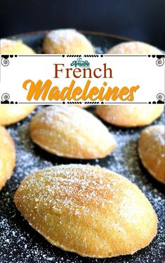 French Desserts, Köstliche Desserts, Delicious Desserts, Yummy Food, Healthy Food, French Snacks, French Food, Baking Recipes, Cake Recipes