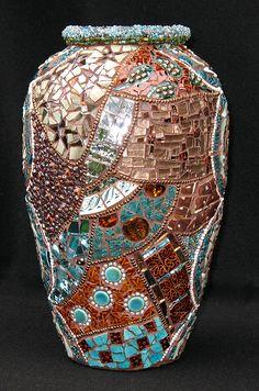 KJones Sari Tapestry Vase