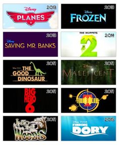 Upcoming Disney Movies. I'm very confuse why Cinderella isn't here