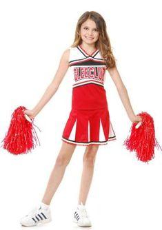 2018 Charades Girls' Glee Club Cheerleader Costume, X-Small and more Cheerleader Costumes for Girls, Girl's Halloween Costumes, Sports Costumes for Girls for Kids Costumes Girls, Halloween Costumes For Kids, Girl Costumes, Adult Costumes, Costume Ideas, Jazz Costumes, Group Halloween, Pirate Costumes, Family Costumes