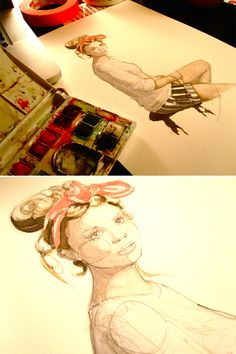 Katie Rodgers | Paper Fashion