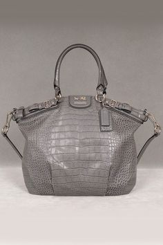 Coach Madison Embossed Croc Lindsey.  Actually the purse I'm carrying now and I love it!!!