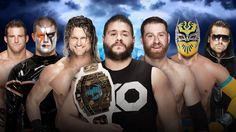 Intercontinental Title up for grabs in Ladder Match
