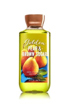 Golden Pear & Brown Sugar Shower Gel   - Signature Collection - Bath &…