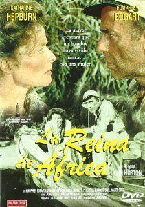 La Reina de África [Vídeo-DVD] / directed by John Huston