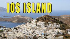 From The Top Of Paleokastro Ios Island Greece