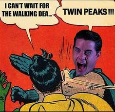 It's been a long time, but come May Peaks fans will be able to once again have the pleasure of flaunting the show that they love and hold so dear to everyone around them.... #Exclusive #ComingMay21st #twinpeaks #davidlynch #laurapalmer #dalecooper #twinpeaksworldwide #tagsforlikes #pictureoftheday #bestoftheday #love #instadaily #instagood #instalike #showtime #lauradern @kyle_maclachlan @sherriisme @madchenamick @danaashbrook #cannes