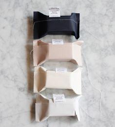 deco atelier: Cousu de fil blanc