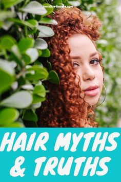 There are countless hair growth myths out there - here we look at some of them and talk facts! Grow Long Hair, Easy Hairstyles For Long Hair, Hair Care Tips, Hair Growth, Healthy Hair, Long Hair Styles, Hair Growing, Hair Care, Grow Hair
