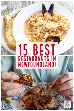 There is a lot more to Newfoundland's food scene than fish n' chips. These 15 restaurants are among the BEST on The Rock.