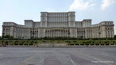 Bukareszt i Dom Ludowy, dziś Pałac Parlamentu (Bucharest and People's House, today Palace of the Parliament )
