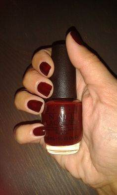 OPI Visions Of Love (Mariah Carey Christmas Collection)