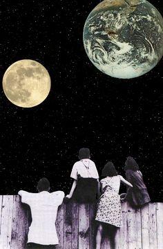 vienes a la valla a ver la luna llena?