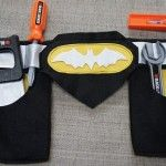 Kids childrens superhero utility / tool belt, available in a range of colours - The Supermums Craft Fair