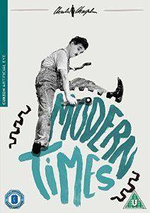 Modern Times - Charlie Chaplin DVD from Artificial Eye