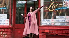 Amy Sherman-Palladino's The Marvelous Mrs. Maisel pilot lives up to its title