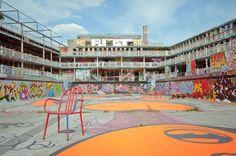 Piscine Molitor: Bringing an Abandoned Parisian Swimming Pool Back to Life
