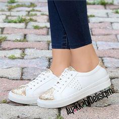 Falis Pul Dore Spor Ayakkabı Bayan