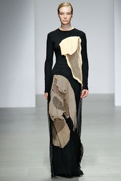 Central St. Martins A/W14 - London Fashion Week