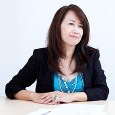 HItomi Kumasaka, President, Social Media Labs Inc. 株式会社ソーシャルメディア研究所 熊坂仁美氏