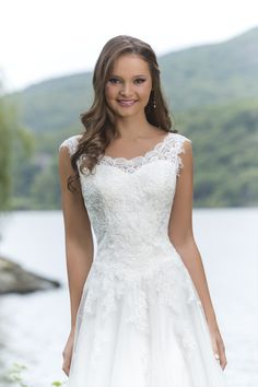 Sweetheart 6143 trouwjurk