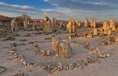 Pobiti Kamani (Bulgarian: Побити камъни) is a rock phenomenon located in Varna…