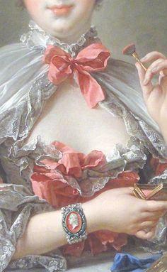 All the pretty things. Renaissance Kunst, Renaissance Paintings, Aesthetic Painting, Aesthetic Art, Madame Pompadour, Men's Pompadour, Dante Gabriel Rossetti, Rococo Fashion, 18th Century Fashion