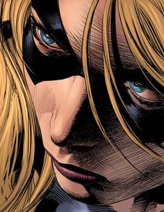 Ms. Marvel by Mike Deodato, Jr. Colors by Rain.