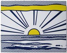 Roy Lichtenstein, 'Sunrise,' 1965, Joseph K. Levene Fine Art, Ltd.