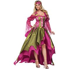 Results 61 - 120 of Find sexy Halloween costumes for women, men, and plus-size right here! Shop our selection for the best sexy Halloween costume ideas around! A revealing, sexy costume is sure to make your Halloween or cosplay event a memorable one. Renaissance Fairy, Costume Renaissance, Medieval Costume, Renaissance Outfits, Medieval Party, Fairy Costume Kids, Fairy Halloween Costumes, Adult Halloween, Scary Halloween