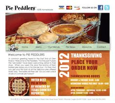 Pie Peddlers, Glen Rose, Texas