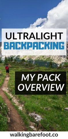 Ultralight Backpacking: My Pack Overview. This is what I pack for one-night ultralight backpacking trips! Ultralight backpacking allows me to go farther and push my physical limits and needs in the wilderness. Hiking Tips, Camping And Hiking, Hiking Gear, Hiking Boots, Tent Camping, Backpacking Checklist, Ultralight Backpacking, Camping Activities, Camping Ideas
