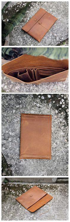 HANDMADE FASHION ENVELOPE CLUTCH PURSE WOMEN MESSENGER BAG VINTAGE SHOULDER BAG Handmade Leather Wallet, Leather Gifts, Leather Clutch, Leather Craft, Clutch Bag, Leather Purses, Envelope Clutch, Leather Wallets, Black Clutch