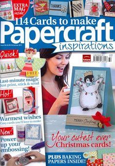 PaperCraft Inspirations - December 2011