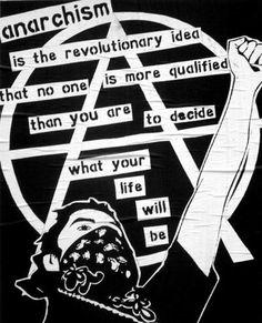 Anarchism. Anarquismo