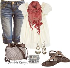 """""""Spring time"""" by amabiledesigns on Polyvore"""