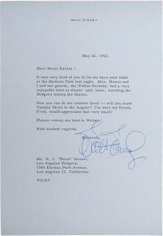 Dodgers Blue Heaven: When Walt Disney Tried to Trade for Tommy Davis