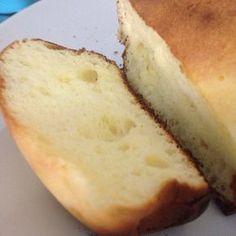 Receita de pão de leite Dukan, a massa fica com a mesma textura de pães que compramos na padaria, uma delícia.