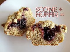 A scone baked as a muffin, with homemade jam built into it? As soon as I read about the Frog Hollow Farm scuffin, I had to have one. But since the real thing and I live 345 miles apart, it was going...