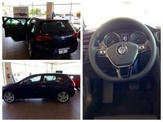 Get excited about the 2015 Golf #VW here at our dealership! Come in today for a test drive! http://www.commonwealthvw.com/