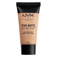 Stay Matte But Not Flat Fond de teint liquide
