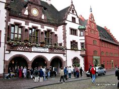 Freiburg Pictures   Freiburg Images   Freiburg Photos - Best Euro Travel   Travel Pictures   Places of Holiday Photos