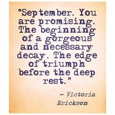 You are promising...trying to remember this.